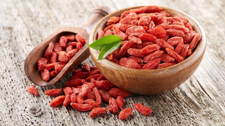 The real health benefits of goji berries
