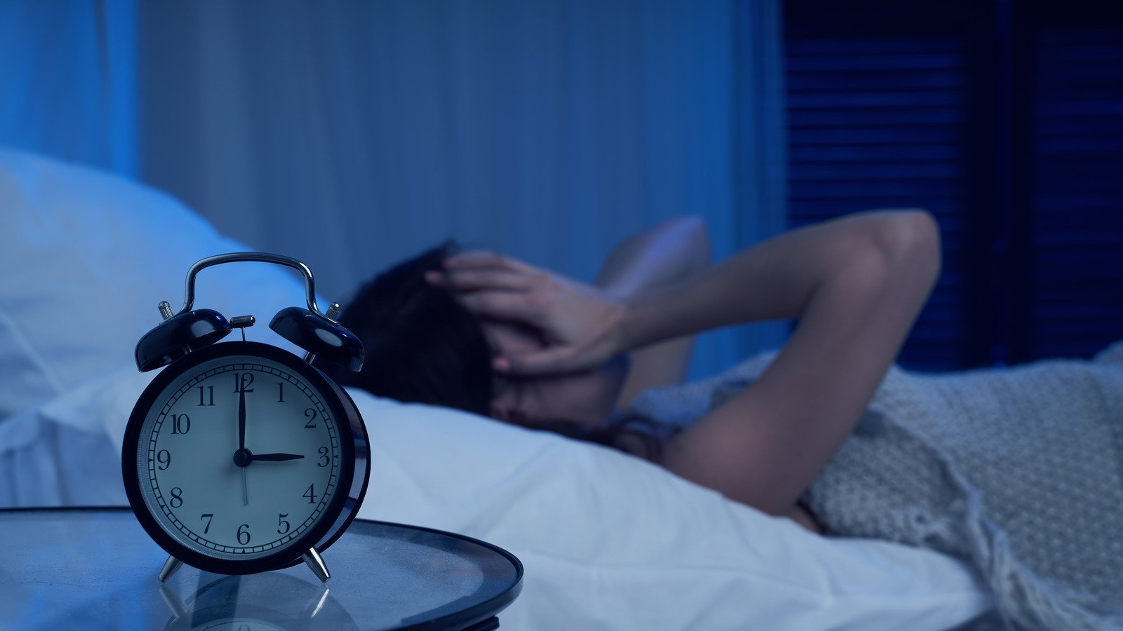 Tricks You Need To Try If You Can't Fall Asleep At Night