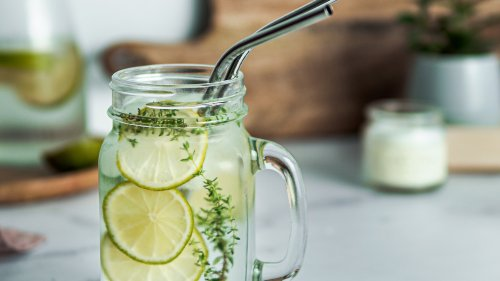 You Should Try Adding Lime To Your Drink. Here's Why