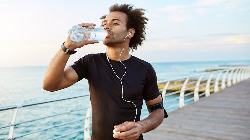 You're Drinking Too Much Water If This Happens To You