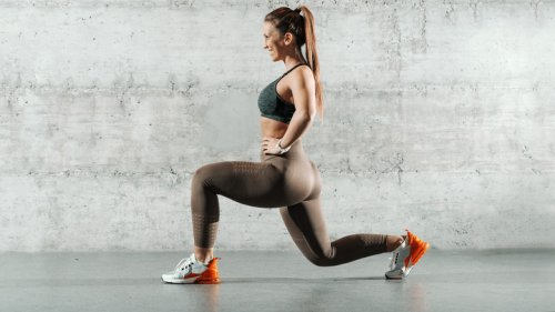 When You Do Lunges Every Day, This Is What Happens
