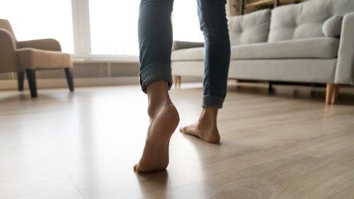 The Surprising Effects Of Not Wearing Shoes At Home