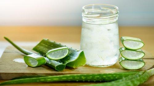 The Real Health Benefits Of Aloe Vera Juice