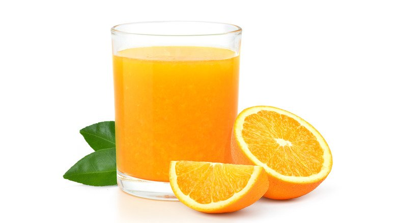When You Drink Orange Juice Every Day, This Is What Happens