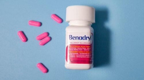 Can Benadryl Help With Anxiety?