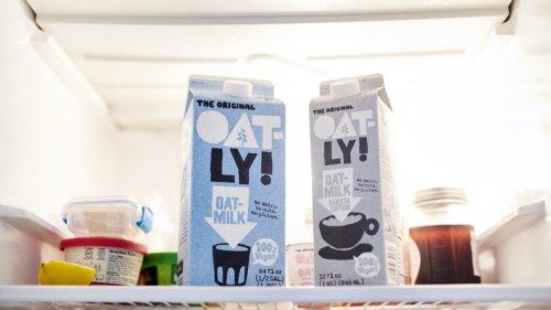 What's Really In Oatly's Oat Milk?