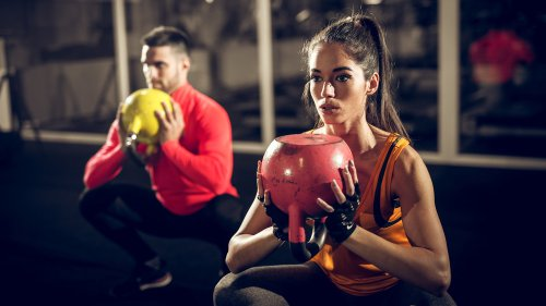 Stick To These Exercises If You Work Out At Night