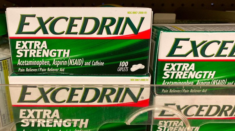 What Really Happens To Your Body When You Take Excedrin