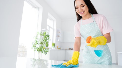 The Big Mistake You're Making When Disinfecting