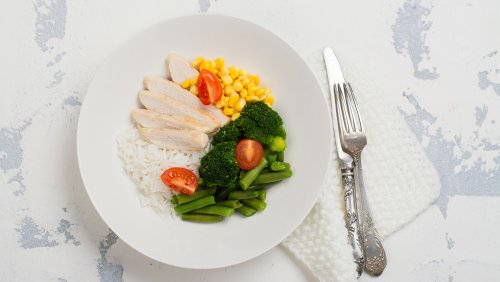 The Biggest Mistakes You're Making With Portion Sizes