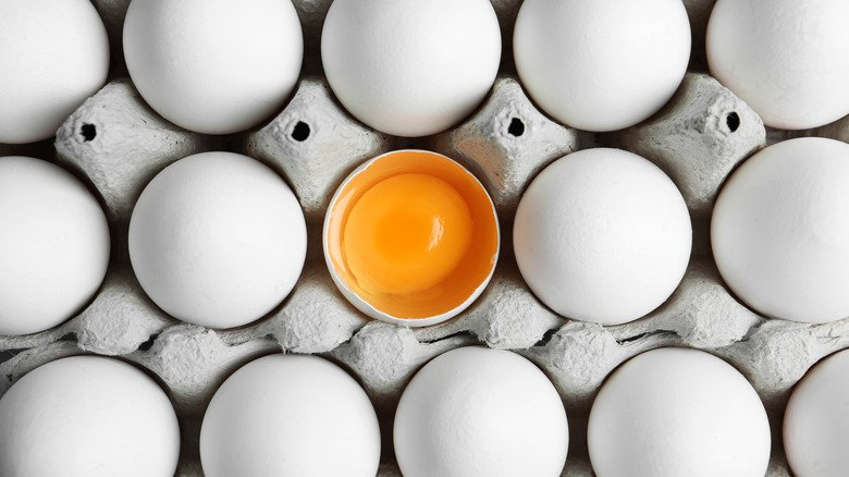 Here's How To Tell If Your Eggs Have Gone Bad