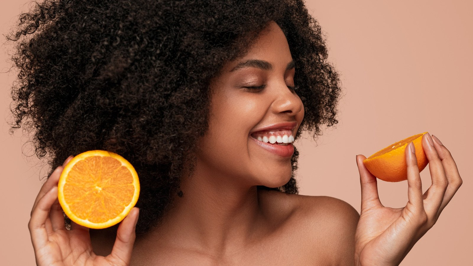 You're Not Getting Enough Vitamin C If This Happens To Your Body