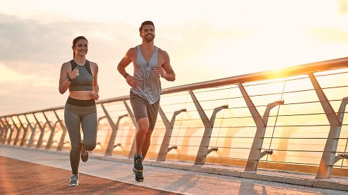 Here's The Best Time To Go On Your Run Every Day