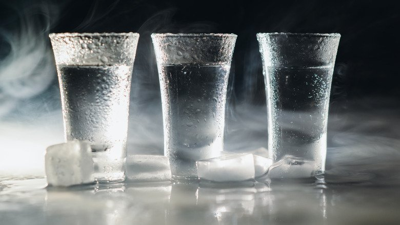 What You're Doing To Your Body If You Drink Vodka Every Night
