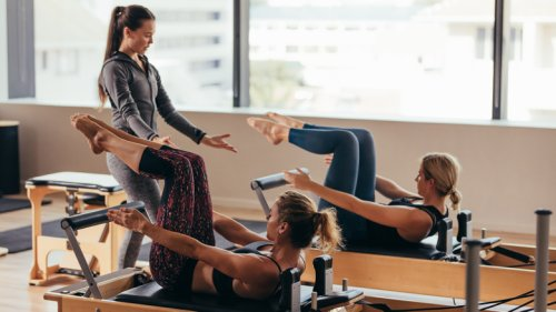 When You Do Pilates Every Day, This Is What Happens To You