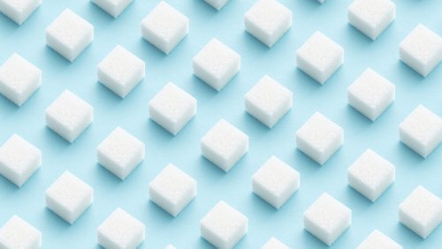 Here's how much sugar you should really have in a day