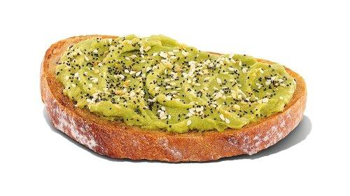 Is Dunkin's Avocado Toast Healthy?