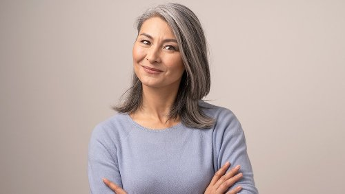 Here's what it really means when hair turns gray