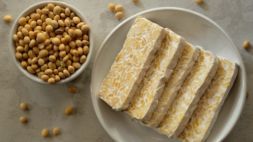 The Real Health Benefits Of Tempeh Explained
