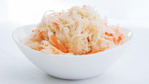 Surprising Health Benefits Of Sauerkraut
