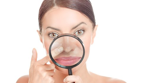 Never Pop A Pimple On This Part Of Your Face. Here's Why