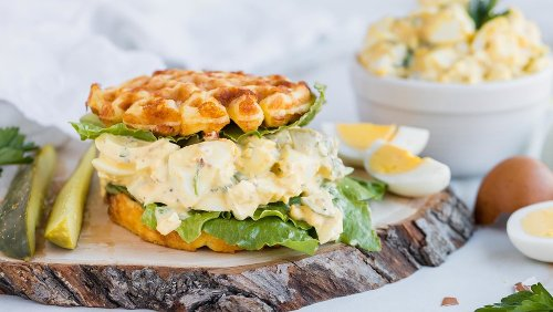 The Best Keto Egg Salad You've Ever Had