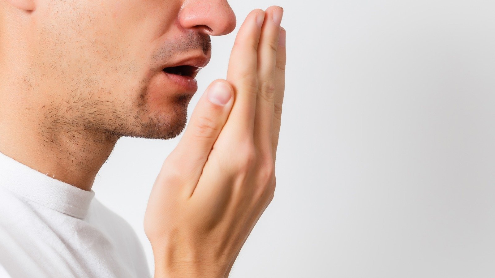 The Way Your Breath Smells Means More Than You Think