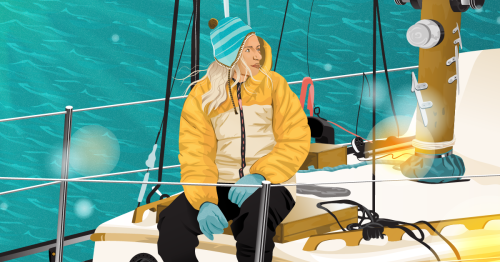 How to Embrace Solitude, According to a Long-Distance Sailing Expert