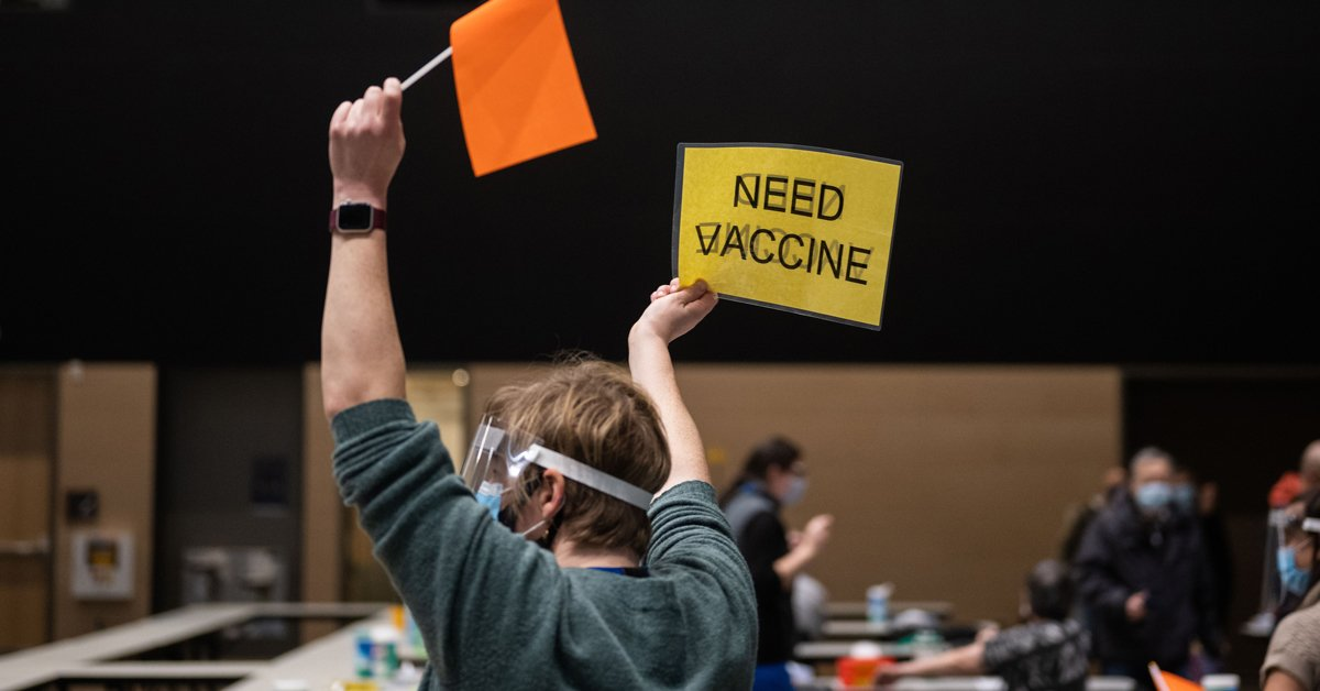 Study Finds 96% of Physicians Are Vaccinated for COVID-19