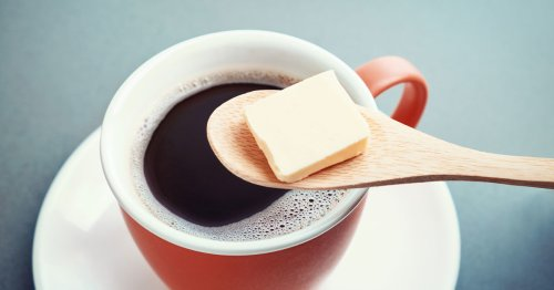 Butter Coffee: Recipe, Benefits, and Risks