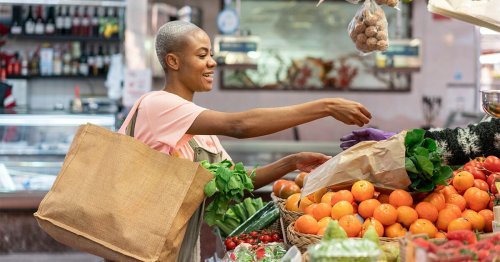 A Supermarket's Layout Can Influence Your Food Choices: How to Resist