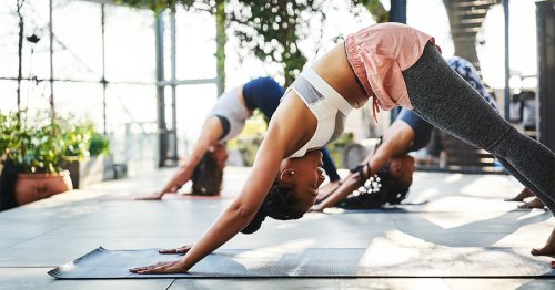 New to Yoga? Try This Simple Sequence for Beginners