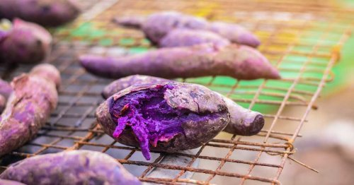 7 Benefits of Purple Yam (Ube), and How It Differs from Taro
