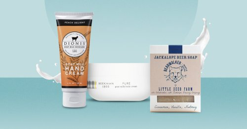 3 Reasons to Try Goat Milk for Your Skin