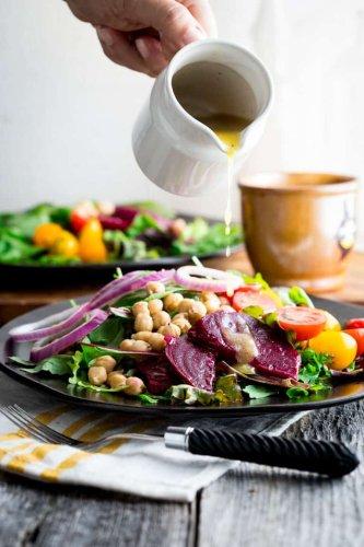 mustard salad dressing