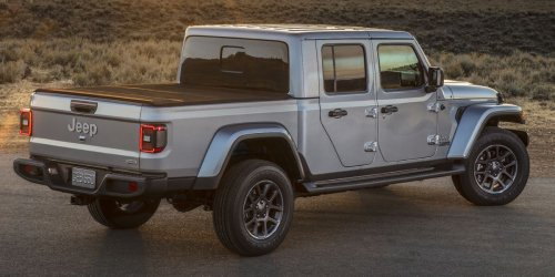 Leaked: Details on 2021 Jeep Gladiator Willys, 80th Anniversary Editions