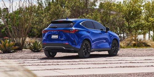 Lexus NX 2021: Nos subimos al SUV del gran cambio en Lexus