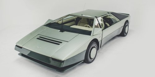 Aston Martin's Wedgy 1979 Bulldog Looks to Hit 200 MPH
