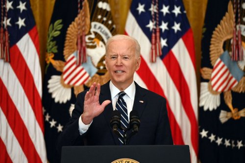 Joe Biden's First Presser Was a Reminder to the Press to Think About Who They Represent