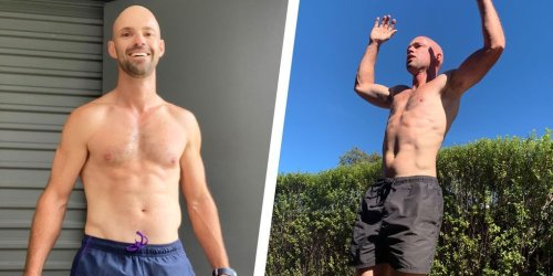 Here's How a Year of Doing 100 Burpees Every Day Transformed My Body—and My Mind