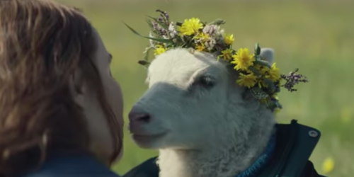 Everyone on YouTube Is Traumatized by the Terrifying Trailer for 'Lamb'