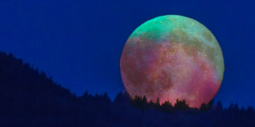 The Full Moon Offers a Time for Forgiveness and Making Amends