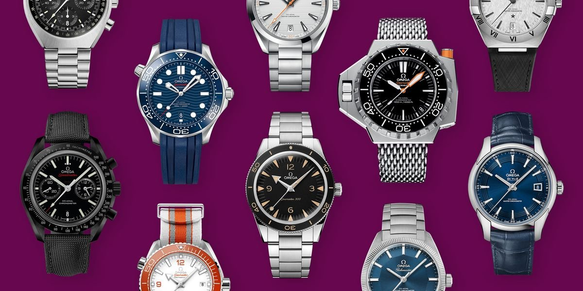 The Complete Buying Guide to Omega Watches