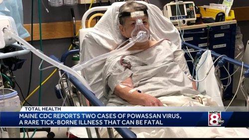 Maine woman describes devastating effects of rare tick-borne Powassan virus