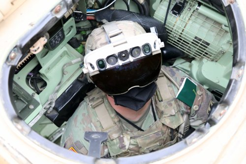 The Army's New Goggles Let Soldiers See Right Through Walls
