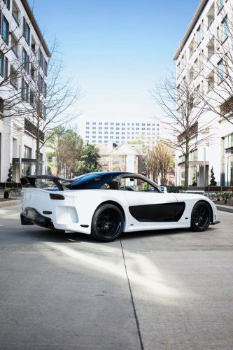 Celebrate Fast & Furious Tokyo Drift's 15th Birthday by Buying This Veilside RX-7