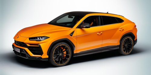 2021 Lamborghini Urus Review, Pricing, and Specs