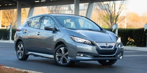 2021 Nissan Leaf Review, Pricing, and Specs