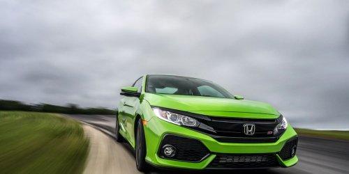 Lightning Lap 2017: Honda Civic Si