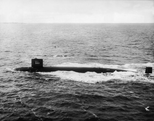 Why Did the USS Thresher Sink? New Declassified Documents Reveal the Truth